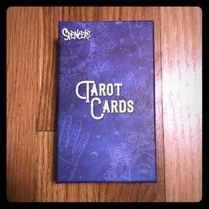 Spencer's Tarot Cards